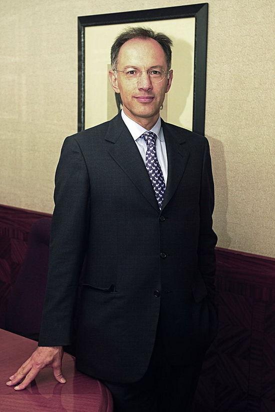 迈克尔·莫里茨:硅谷风投教父
