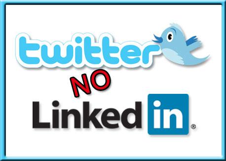 Twitter关注移动客户 将停止与LinkedIn合作